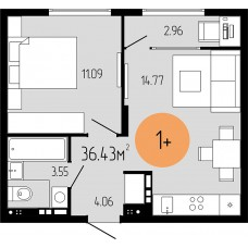 Квартира № 38