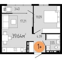 Квартира № 165